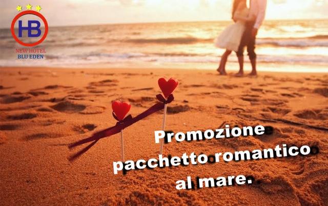 pacchetto romantico a praia a mare