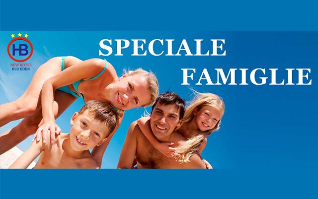 pacchetto speciale famiglie hotel praia a mare