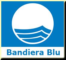 Bandiera blu praia
