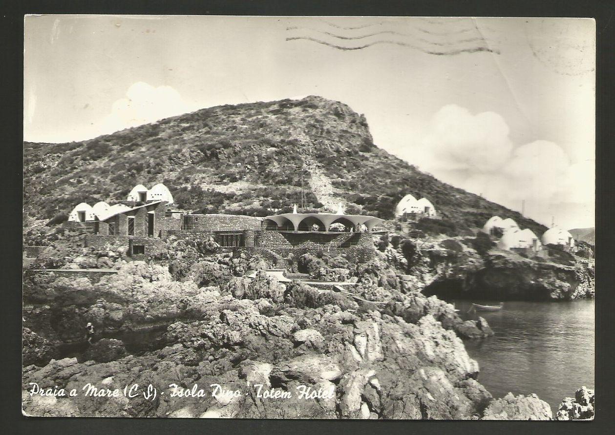 Vista Isola Dino e Panorama Totem Hotel