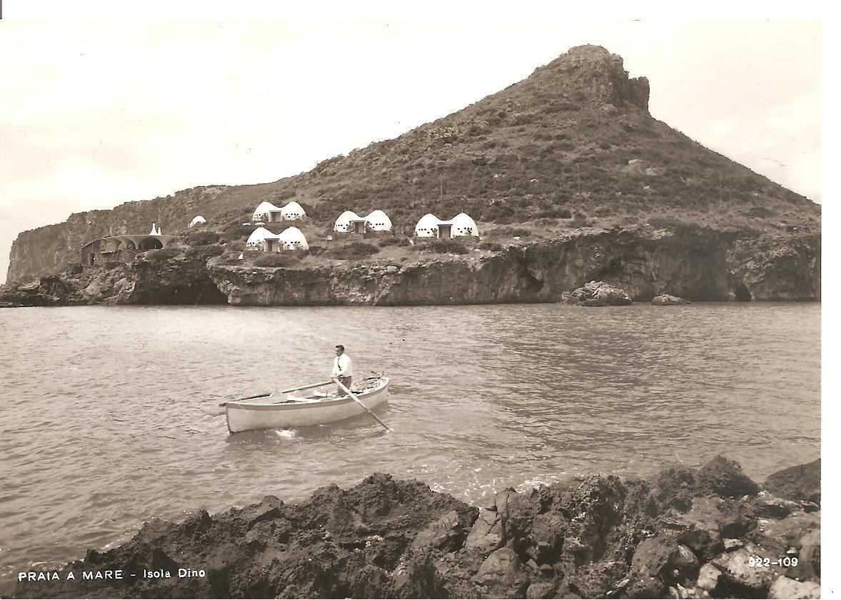 Cartolina Isola Dino 1970