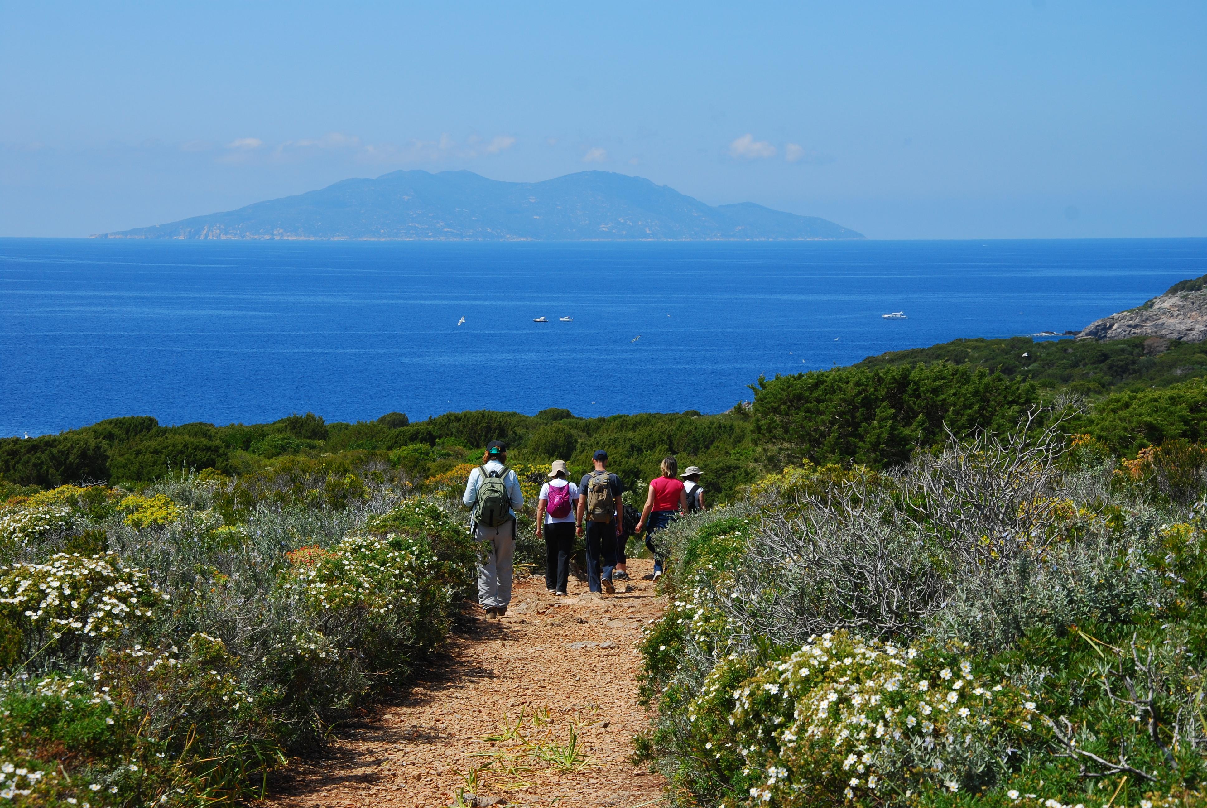 Passeggiata naturalistica Isola Dino