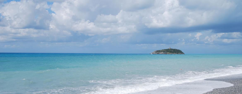 Diamante isola Cirella