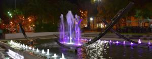 Fontana slide