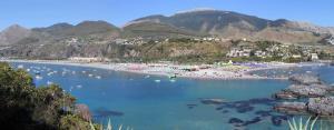 Praia vista dall'Isola